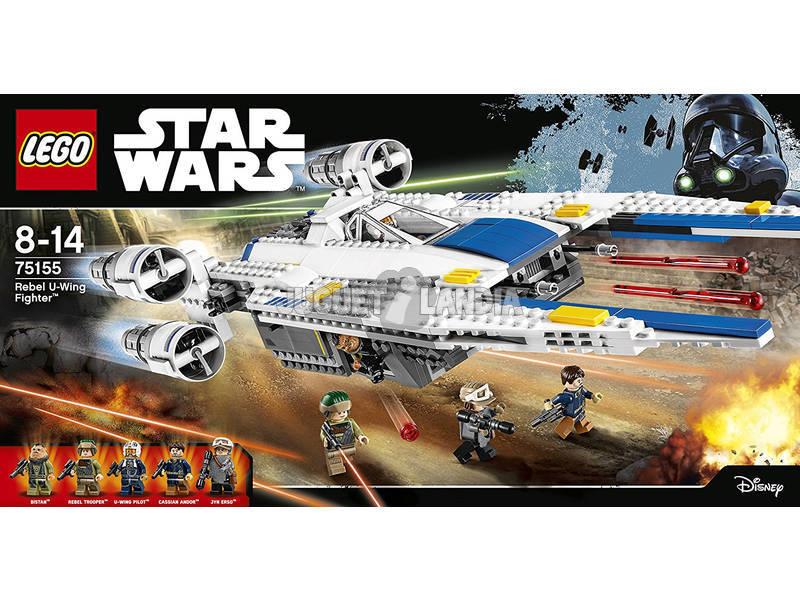 Lego Star Wars Rebel U - Wing Fighter