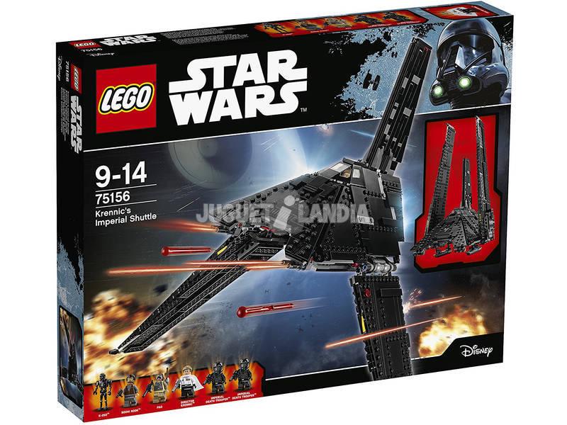 Lego Star Wars Lanzadera Imperial de Krennic V29 75156