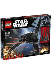 Lego Star Wars Lanzadera Imperial de Krennic V29