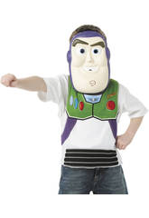 Set Buzz Lightyear con mascara T-M