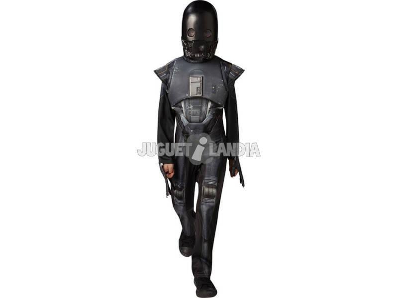 Disfraz Niño Star Wars Deluxe K-2SO T-M Rubies 630501-M