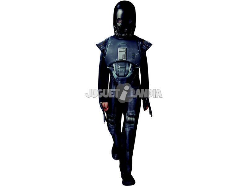 Disfraz Niño Star Wars Deluxe K2SO T-XL Rubies 630510-XL