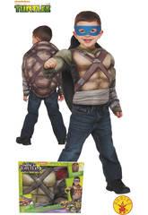 Déguisement garçon Tortues Ninja Poitrine Musclée T-M