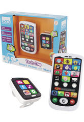 Kit Smartwatch y Teléfono Móvil