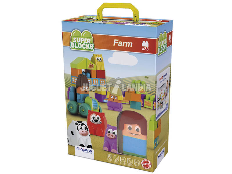 Super Blocks Granja