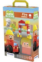 Super Blocks Caserne de Pompiers