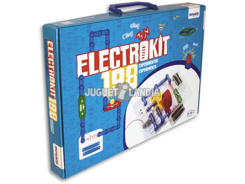 Electrokit 198 Experimentos