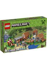 Lego Minecraft La Aldea