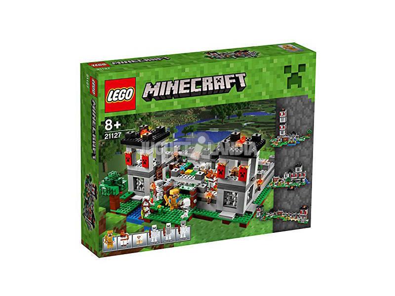 Lego Minecraft La Fortaleza 21127
