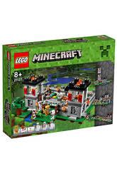 Lego Minecraft La Fortaleza