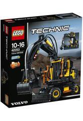 Lego Technic Volvo EW 160E