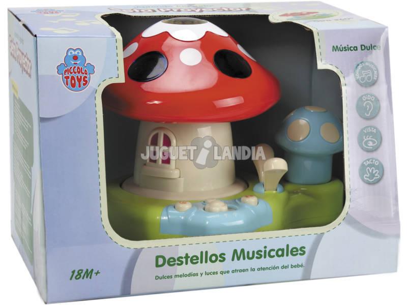 Proyector Seta Destellos Musicales