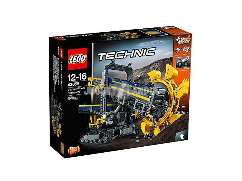 Lego Technic Escavadora de Caçamba