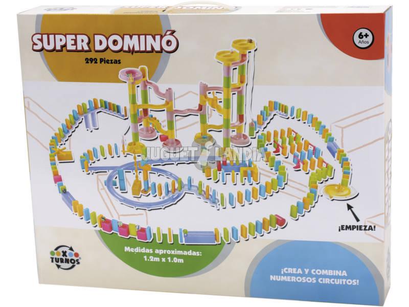 Super Dominó Con 292 Piezas