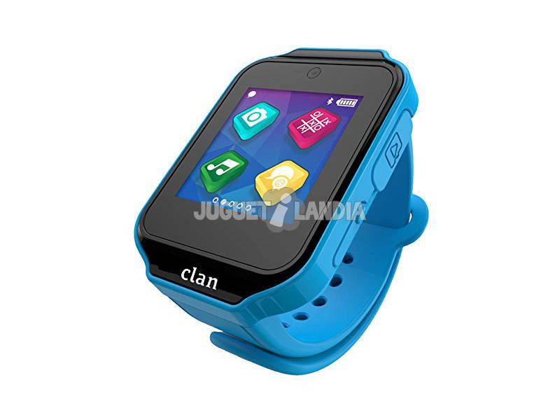 Reloj Smartwatch Clan Azul