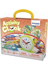 Activity Clock Miniland 45311