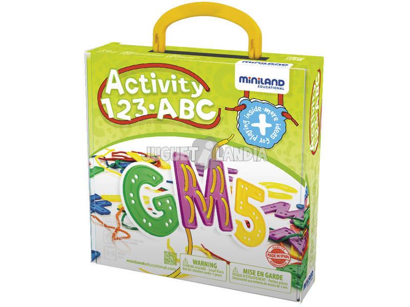 Activity 123 ABC