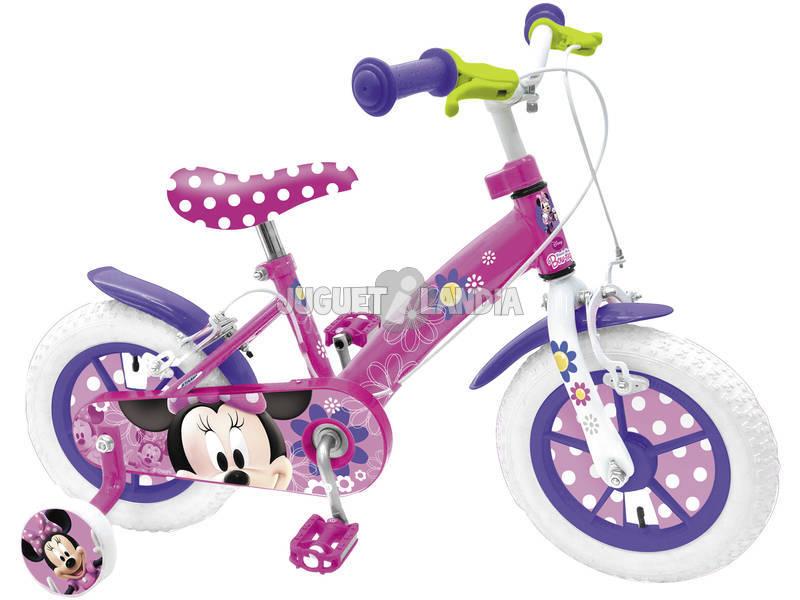 Bicicleta 14 Minnie 2 Freios
