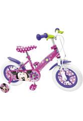 Bicicleta 14 Minnie 2 Frenos
