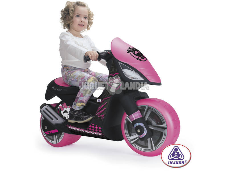 Monster High Scooter 6 v.