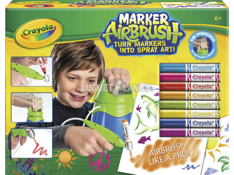 Couleur Spray Crayola