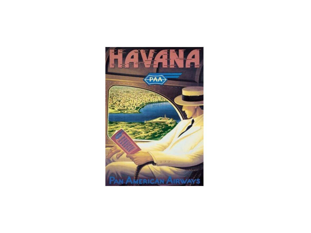 Puzzle 1500 Havana de Herne Erickson Educa 12739