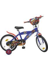 Bicicleta Blaze 16