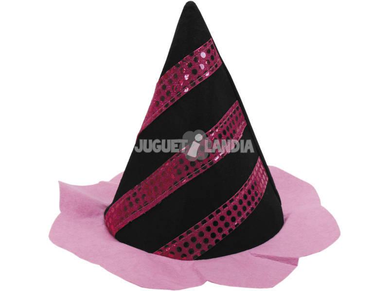 Sombrero Bruja De 33 cm.