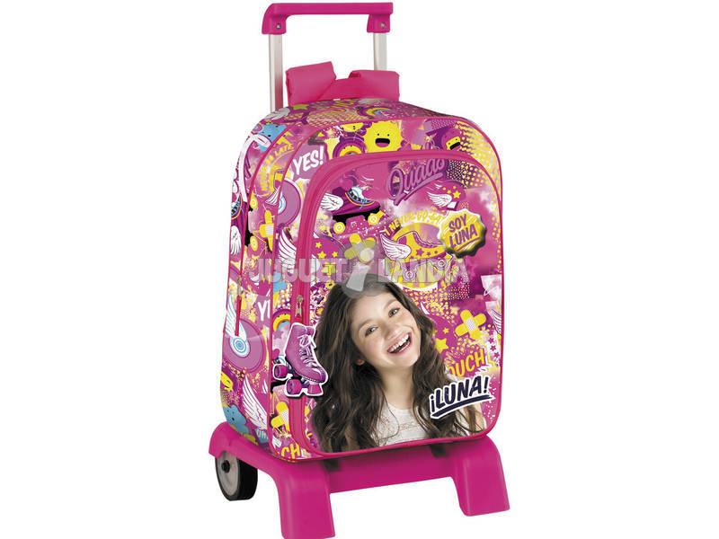 Day Pack Con Soporte Soy Luna