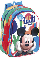Day Pack Infantil Mickey Mouse Club House