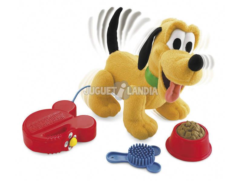 Pluto andiamo a spasso