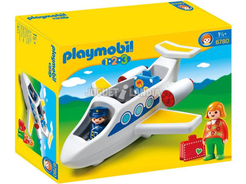 Playmobil 1.2.3 Avion