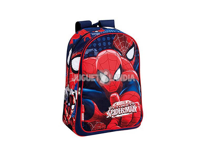 Day Pack Jr. Adapt. Spiderman