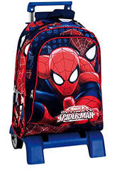 Day Pack Con Soporte Spiderman