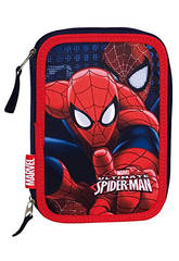 Plumier 12 Doble Spiderman