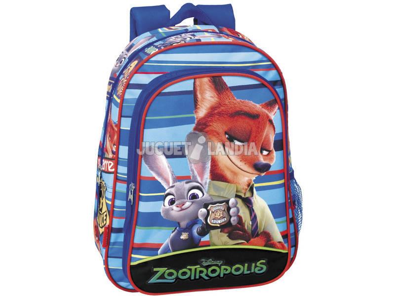 Day Pack Infantil Zootrópole