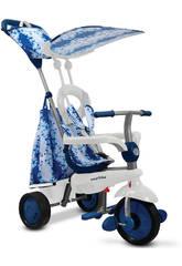 Triciclo Smart Trike Spirit 4 en 1 Azul