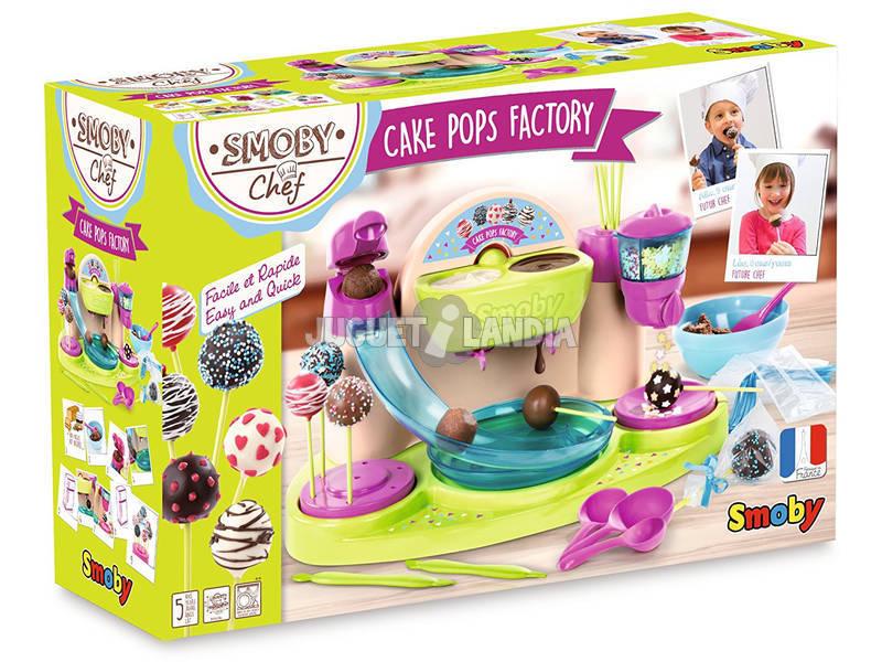 Fábrica Cake Pop