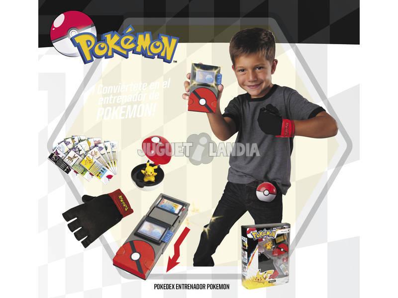 Pokemon pokedex Entrenador