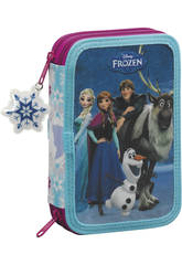 Plumier Doble 34 Frozen