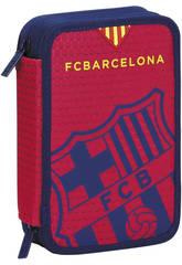 Plumier Doble 34 F. C. Barcelona