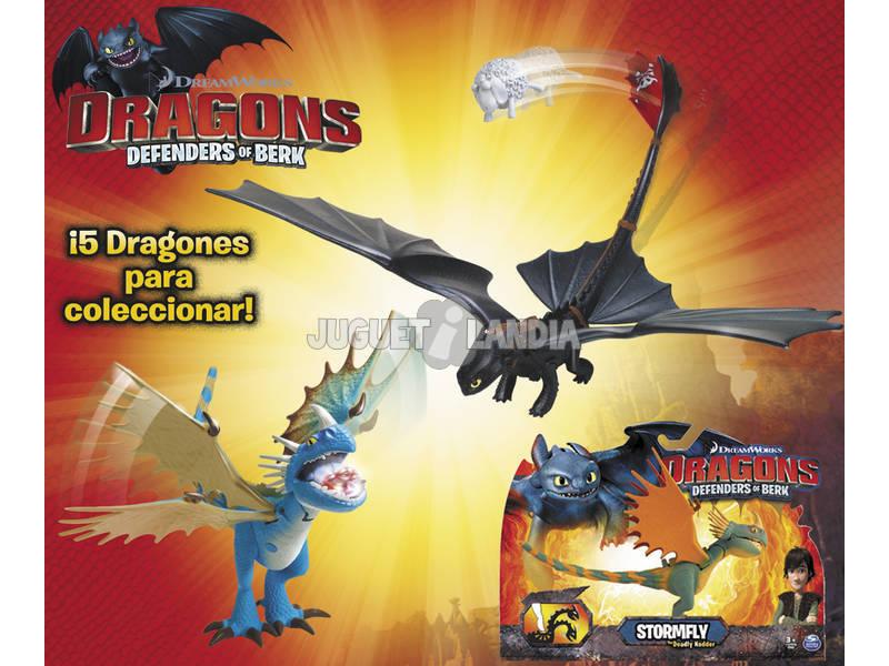 Dragones de Berk figuras deluxe