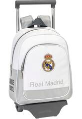 Zaino asilo con Trolley Real Madrid
