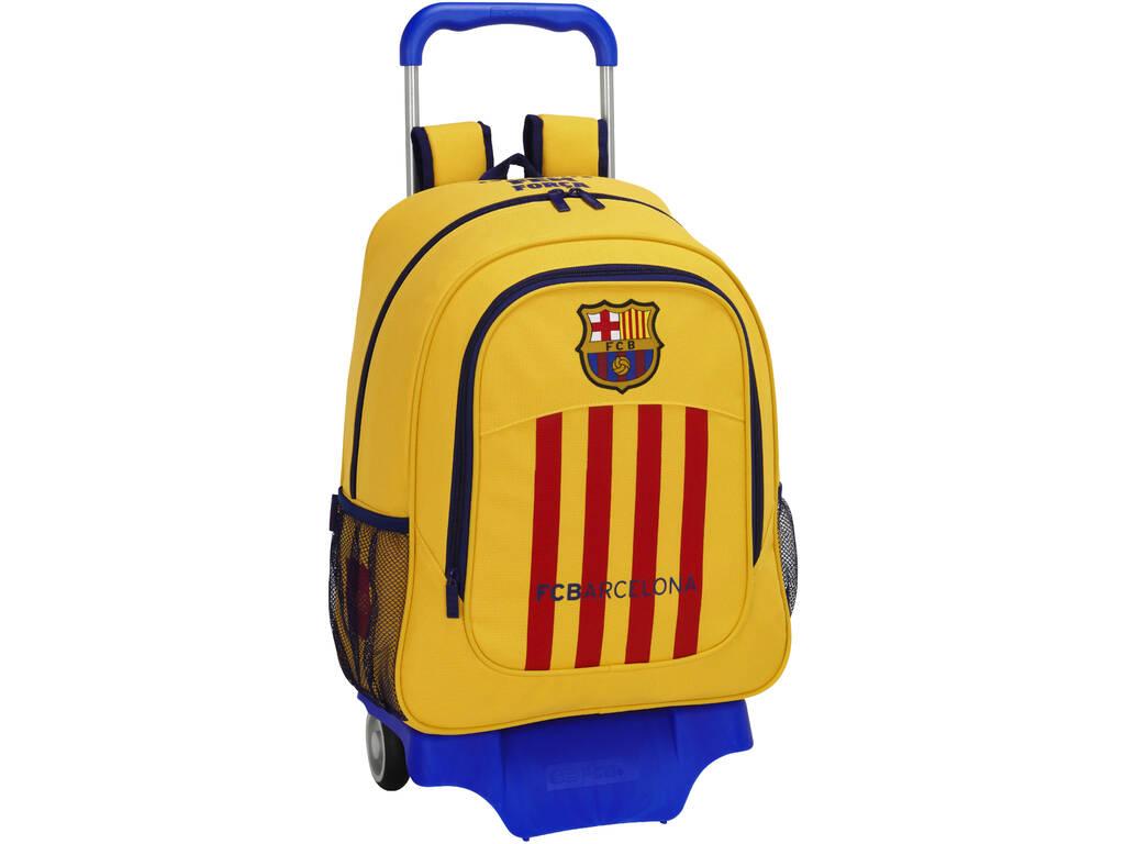 Mochila Grande con Ruedas F.C. Barcelona 2ª