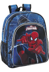 Mochila Junior Spiderman Go Spidey