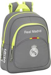 Zaino Junior Real Madrid Grigio
