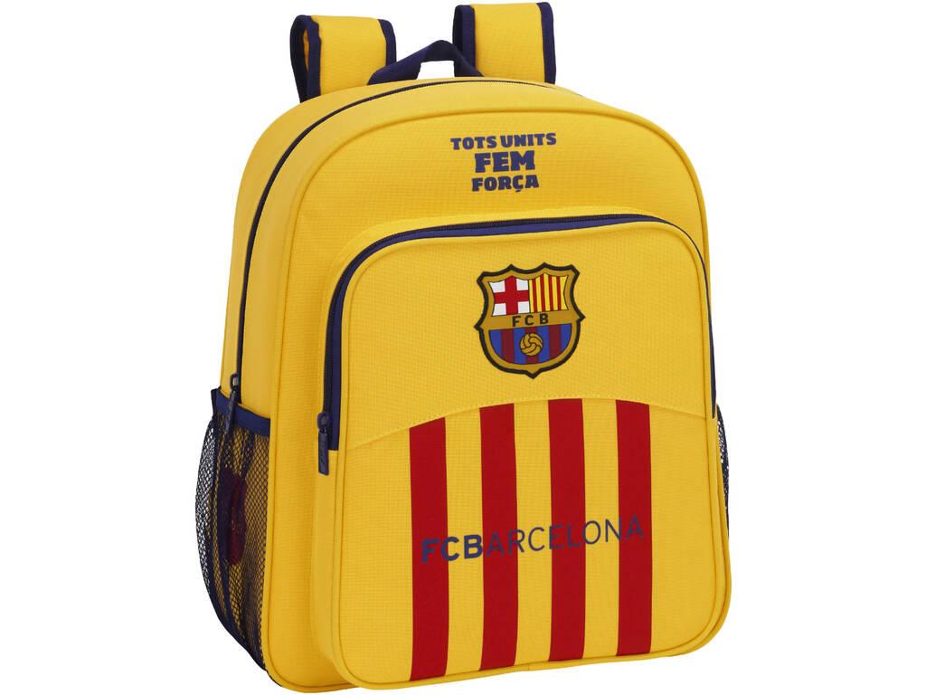 Mochila Junior F.C. Barcelona 2ª Uniforme