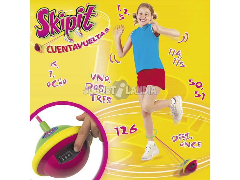 Skip It cuentavueltas