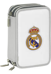 Astuccio Triplo 41 pz Real Madrid