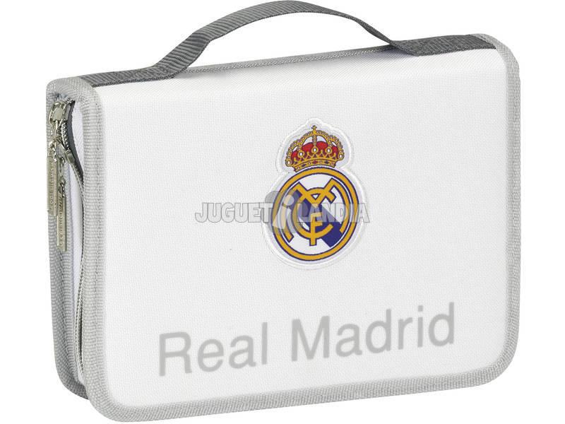 Maletín Dibujo 34 Piezas Real Madrid